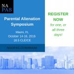 Register Now for Parental Alienation Symposium