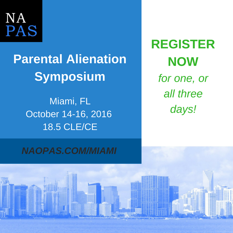 parental alienation education for attorneys